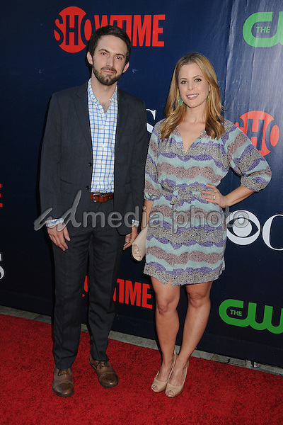 10 August 2015 - West Hollywood, California - Richard Keith, Erin Cardillo. CBS, CW, Showtime 2015 Summer TCA Party held at The Pacific Design Center. Photo Credit: Byron Purvis/AdMedia