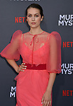 "Emma Fuhrmann 089 arrives at the LA Premiere Of Netflix's ""Murder Mystery"" at Regency Village Theatre on June 10, 2019 in Westwood, California"