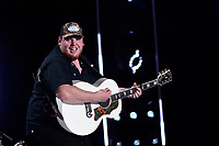 08 June 2019 - Nashville, Tennessee - Luke Combs. 2019 CMA Music Fest Nightly Concert held at Nissan Stadium. <br /> CAP/ADM/DMF<br /> ©DMF/ADM/Capital Pictures