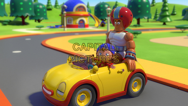 Noddy, Toyland Detective  (2016 - )<br /> (Season 1, Episode 3, &quot;Noddy and the case of the Hiding Pirates&quot;)<br /> *Filmstill - Editorial Use Only*<br /> CAP/KFS<br /> Image supplied by Capital Pictures