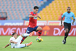 Alianza Petrolera vencio a 1x0 al Independiente Medellin en la liga postobon del torneo finalizacion del futbol  Colombiano
