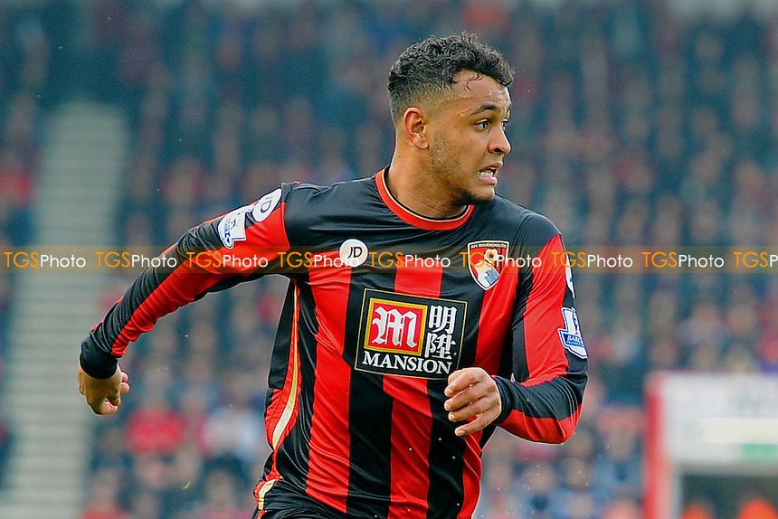 Joshua King of AFC Bournemouth during AFC Bournemouth vs Swansea City, Barclays Premier League Football at the Vitality Stadium on 12th March 2016