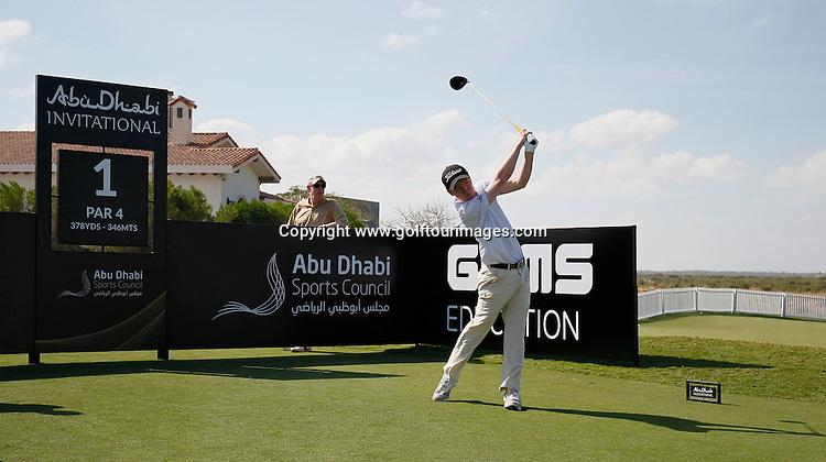 : Picture Stuart Adams, www.golftourimages.com: 31/01/2016
