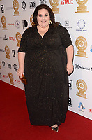 LOS ANGELES, CA - FEBRUARY 8: Chrissy Metz at the Guild of Music Supervisors Awards at Theater at the Ace Hotel in Los Angeles, California on August 8, 2018. Credit:<br />