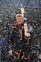 SKIEEN: HEERENVEEN: IJsstadion Thialf, 01-02- 2014, Wopke de Vegt technisch directeur van de Nederlandse Ski Vereniging, ©foto Martin de Jong