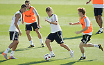 MADRID (11/08/2010).- Real Madrid training session at Valdebebas. Sergio Canales...Photo: Cesar Cebolla / ALFAQUI