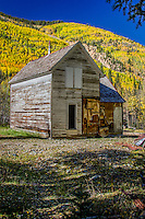 Ironton Ghost Town, Ironton was a town in Ouray County, Colorado, United States. It lay south of the present town of Ouray.<br />