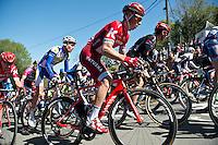 2016 La Fleche Wallonne<br /> Huy, Belgium<br /> 20 April 2016<br /> Sergey Chernetski, Team Katusha