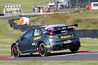 Round 8 of the 2018 British Touring Car Championship.  #22 Chris Smiley. BTC Norlin Racing. Honda Civic Type R.