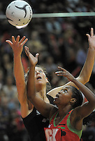 131024 International Netball - NZ Silver Ferns v Malawi