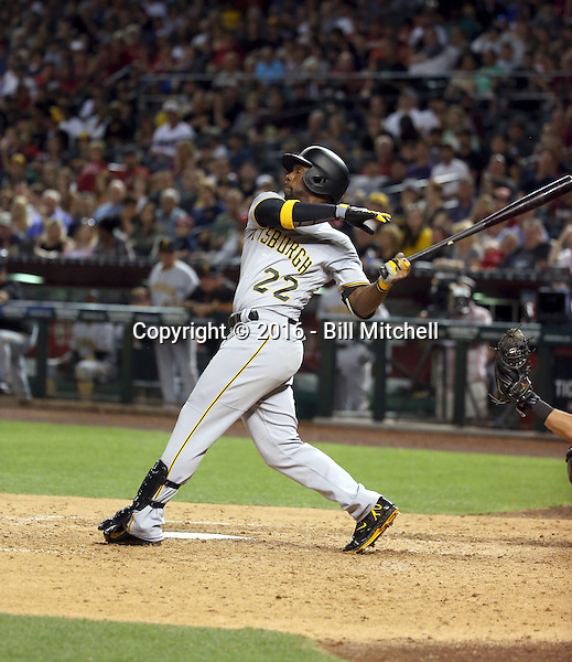 Andrew McCutchen - 2016 Pittsburgh Pirates (Bill Mitchell)