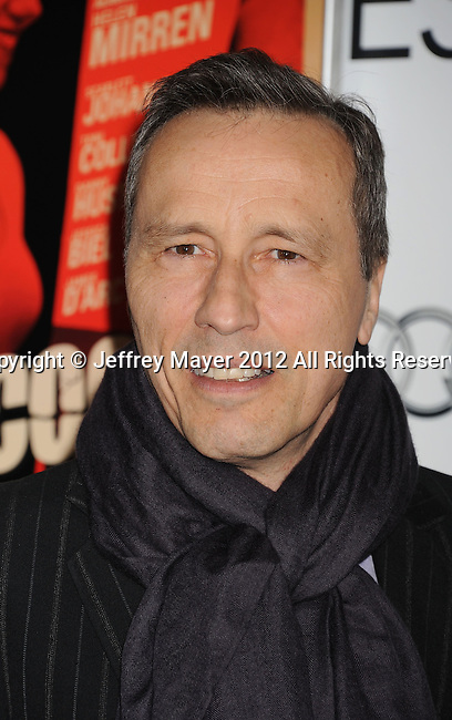 HOLLYWOOD, CA - NOVEMBER 01: Michael Wincott arrives at the opening night gala premiere of 'Hitchcock' during the 2012 AFI FEST at Grauman's Chinese Theatre on November 1, 2012 in Hollywood, California.