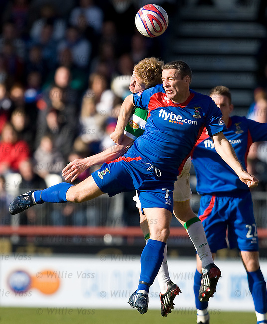 Barry Wilson, Inverness Caledonian Thistle