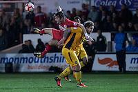 Newport County v Alfreton Town - 1st Round Replay - 15.11.2016