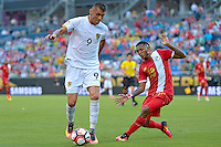 Action photo during the match Panama vs Bolivia, Corresponding Group -D- America Cup Centenary 2016, at Citrus Bowl Stadium<br /> <br /> Foto de accion al partido Panama vs Bolivia, Correspondiante al Grupo -D-  de la Copa America Centenario USA 2016 en el Estadio Citrus Bowl, en la foto: Yasmani Duk<br /> <br /> 06/06/2016/MEXSPORT/Isaac Ortiz.
