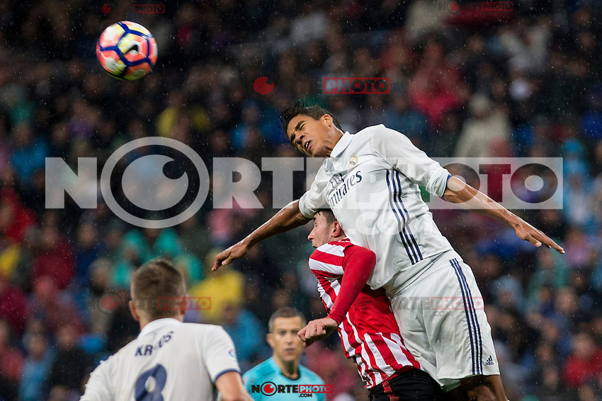 La Liga between Real Madrid and Athletic Club /NORTEPHOTO.COM