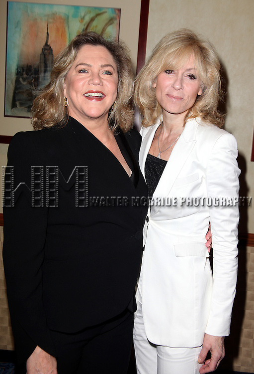 Kathleen Turner & Judith Light.attending the 77th Annual Drama League Awards at the Mariott Marquis Hotel in New York City.