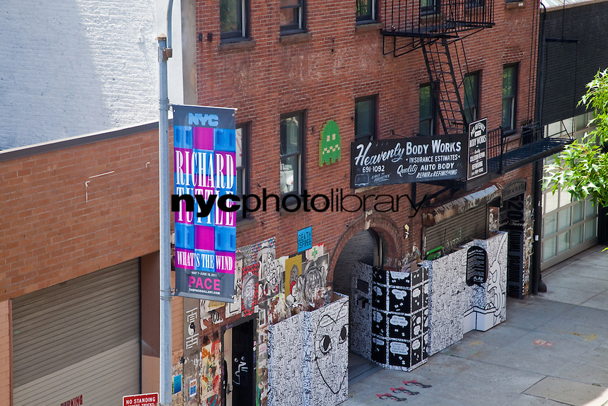 Chelsea Neighborhood of Manhattan | NYC Photo Library