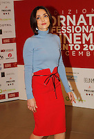 Giornate Professionali del Cinema 2014                              Ambra Angiolini  attends at the professional days of cinema in Sorrento december 01 , 2014