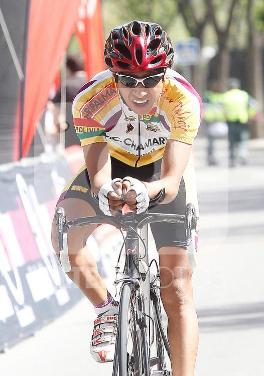 43 Luis Ali Club Ciclista Chanmartin cri master . (ALTERPHOTOS/ACERO)