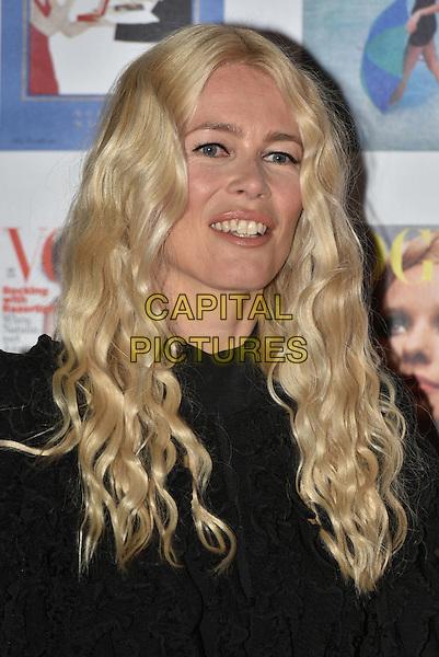 Claudia Schiffer at Vogue 100,  British Vogue's Centenry Gala Dinner, Kensington Gardens, London, England May 23, 2016.<br /> CAP/PL<br /> &copy;Phil Loftus/Capital Pictures