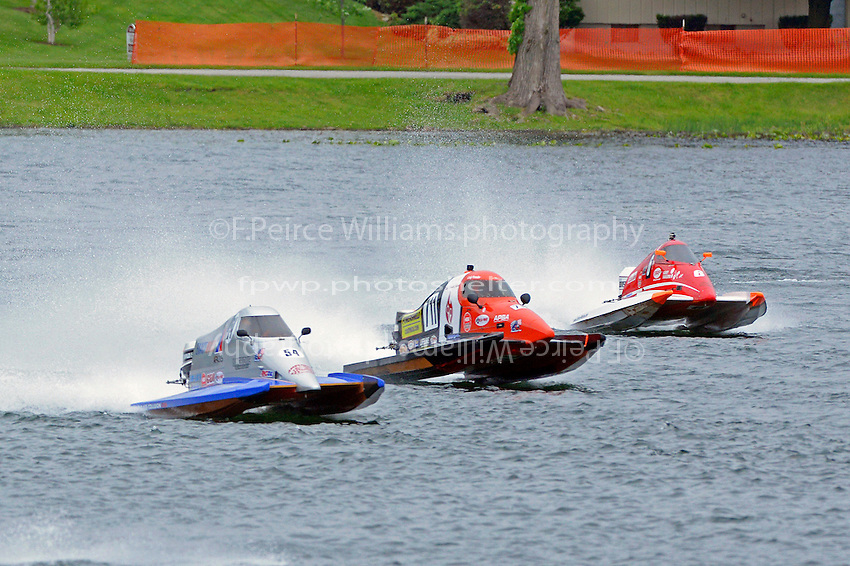 Chris Swanson, #54, Craig Ponsler, (#711) and Mark Schmerbach, (#6)31 May, 2015, La Porte, Indiana, USA<br /> Maple City Grand Prix <br /> <br /> ©2015, Sam Chambers<br />   (SST-45 class)