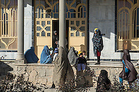The Hamoon clinic in Farah province Afghanistan. 18-1-14 The Hamoon clinic in Farah province Afghanistan was founded by MP and activist Malalai Joya in 2003. It provides healthcare to women and children from some of the poorest communities in the country. It is funded by donations from abroad and run by the Organisation for Promoting Afghan Womens Capabilities (OPAWC).