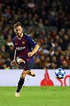 UEFA Champions League 2018/2019 - Matchday 3.<br /> FC Barcelona vs FC Internazionale Milano: 2-0.<br /> Ivan Rakitic.