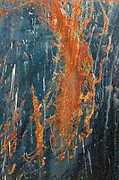 Abstract of ship's hull