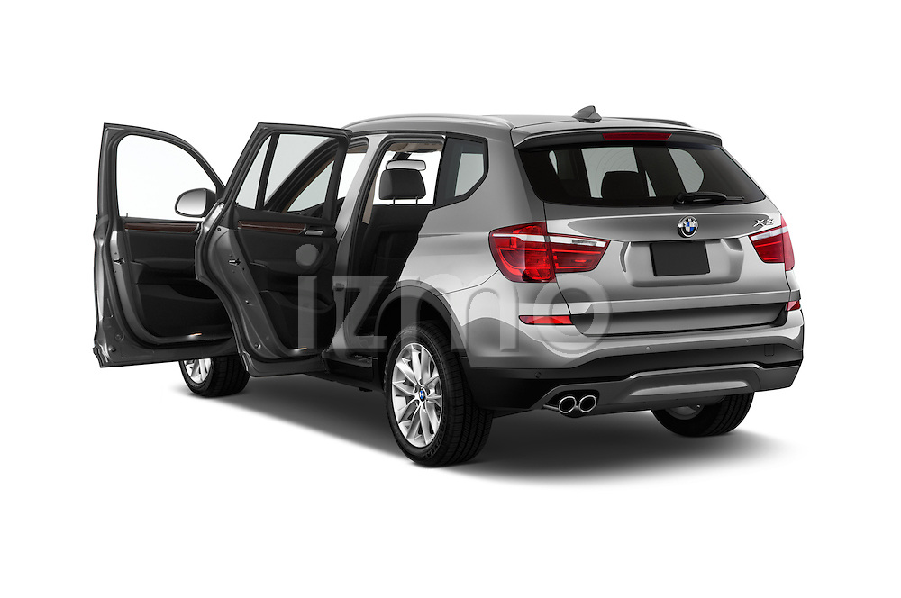 Car images of 2017 BMW X3 sDrive28i 5 Door SUV Doors