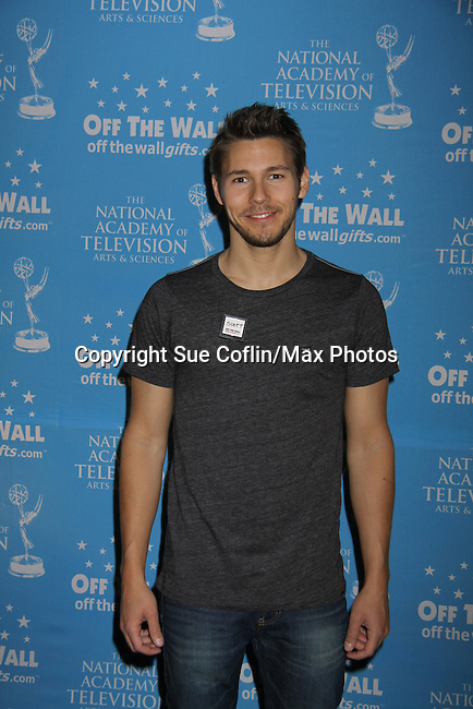 The Bold and The Beauriful - Scott Clifton - Younger actor nominee at gifting suite at the 38th Annual Daytime Entertainment Emmy Awards 2011 held on June 19, 2011 at the Las Vegas Hilton, Las Vegas, Nevada. (Photo by Sue Coflin/Max Photos)