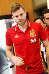 Spain's Asier Illarramendi after training session. March 21,2017.(ALTERPHOTOS/Acero)