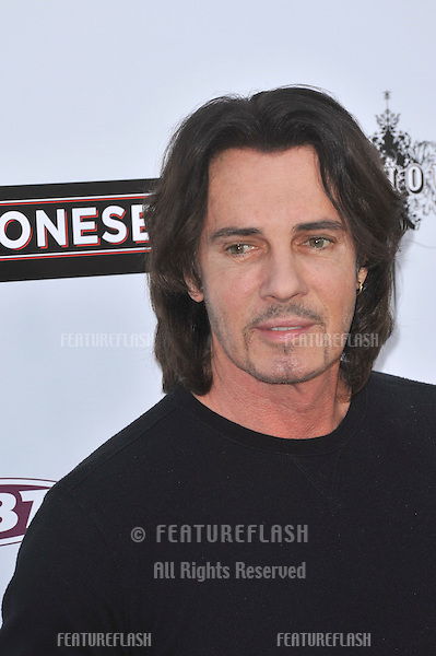 "Rick Springfield at the Los Angeles premiere of ""The Joneses"" at the Arclight Theatre, Hollywood..April 8, 2010  Los Angeles, CA.Picture: Paul Smith / Featureflash"