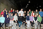 BOOTCAMP: Darragh O'Shea who launched Kingdom Boot Camp at the Tonavane Equistian Centre, on Monday evening...... ....