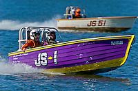 "JS-1 (Jersey Speed Skiff) and JS-51 ""Last Blast"" (Jersey Speed Skiff)"