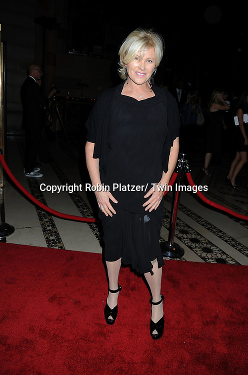 Deborra-Lee Furness arriving at The New Yorkers for Children 2010 Fall Gala on September 21, 2010 at Cipriani's 42nd Street.