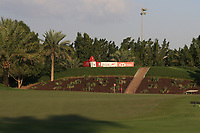 A view of the 3rd tee during the Pro-Am of the Abu Dhabi HSBC Championship 2020 at the Abu Dhabi Golf Club, Abu Dhabi, United Arab Emirates. 15/01/2020<br /> Picture: Golffile | Thos Caffrey<br /> <br /> <br /> All photo usage must carry mandatory copyright credit (© Golffile | Thos Caffrey)