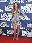 Leighton Meester at 2011 MTV Movie Awards held at Gibson Ampitheatre in Universal City, California on June 05,2011                                                                               © 2011 Hollywood Press Agency