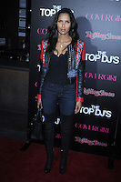 NEW YORK, NY - NOVEMBER 07: Padma Lakshmi attends the Rolling Stone & Cover Girl Top DJ's event at TAO on November 7, 2012 in New York City. Credit: mpi01/MediaPunch Inc. .<br />