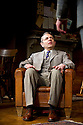 Quartermaine's Terms by Simon Gray, directed by Richard Eyre. With Rowan Atkinson as St John Quartermaine. Opens at Wyndams Theatre  on 29/1/13. CREDIT Geraint Lewis