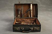 Willard Suitcases / John H / ©2014 Jon Crispin