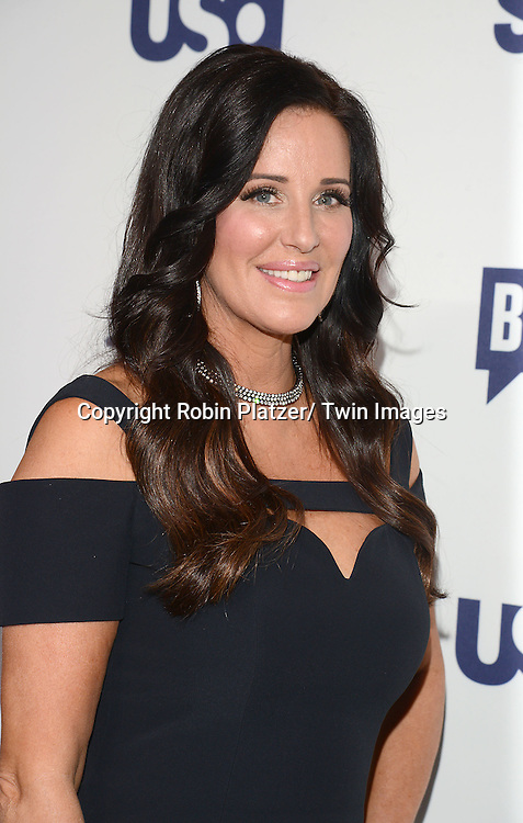 Patti Stanger attends the NBCUniversal Cable Entertainment Upfront <br /> on May 15, 2014 at The Javits Center North Hall in New York City, New York, USA.