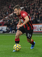 Bournemouth's Ryan Fraser <br /> <br /> Photographer David Horton/CameraSport<br /> <br /> The Premier League - Bournemouth v Wolverhampton Wanderers - Saturday 23rd November 2019 - Vitality Stadium - Bournemouth<br /> <br /> World Copyright © 2019 CameraSport. All rights reserved. 43 Linden Ave. Countesthorpe. Leicester. England. LE8 5PG - Tel: +44 (0) 116 277 4147 - admin@camerasport.com - www.camerasport.com
