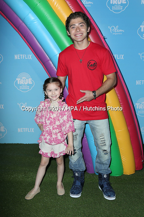 LOS ANGELES - AUG 10:  Guest, Ryan Ochoa at the True and the Rainbow Kingdom Series LA Premiere at the Pacific Theater At The Grove on August 10, 2017 in Los Angeles, CA