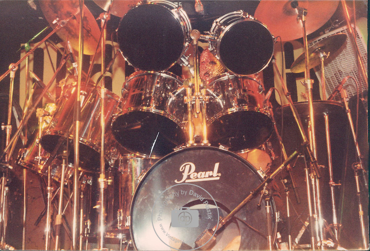 Thunderstick live at The Marquee in London England 1982 , Barry Graham Purkis, Thunderstick