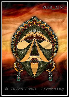 Kris, MODERN, ethnical, paintings, PLKKE163,#n#