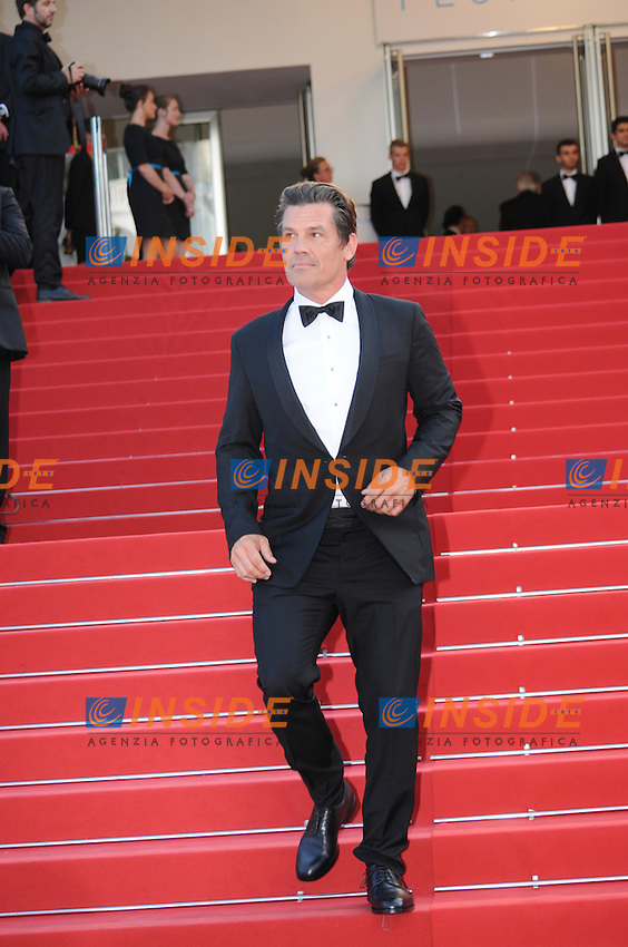 Josh Brolin <br /> Festival del Cinema di Cannes 2015<br /> Foto Panoramic / Insidefoto