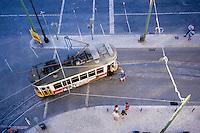 Electrico 28, Praça da Figueira, Lisboa, Portugal, 2013.