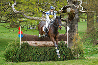 AUS-Andrew Hoy rides Rutherglen. 2013 GBR-Chatsworth International Horse Trials. Sunday 12 May. Copyright Photo: Libby Law Photography