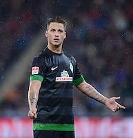 FUSSBALL   1. BUNDESLIGA   SAISON 2012/2013  5. SPIELTAG  26.09.2012 SC Freiburg - SV Werder Bremen Marko Arnautovic (SV Werder Bremen)